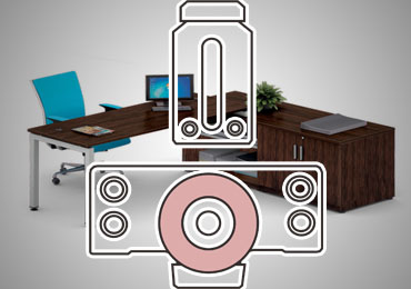 furniture cabinet roller