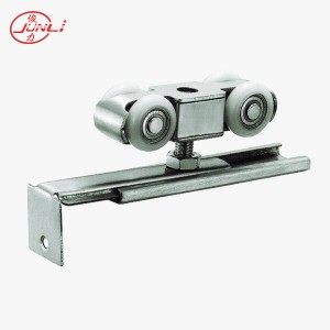 JL-506 Stainless Steel Wooden Sliding Door Roller