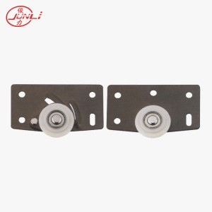 JL-010 Spring Adjustable Sliding Door Roller