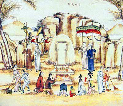 Qingming Festival-3