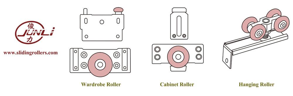 sliding door roller