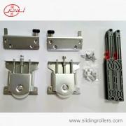 JL-027 Soft Closing Wardrobe Sliding Door Roller